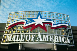 Mall of America Entrance Logo