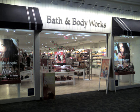 The Old Bath & Body Works