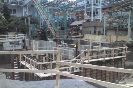 The Center of the Nickelodeon Universe