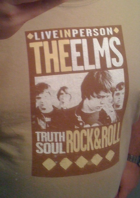 The Elms Truth Soul Rock & Roll - New