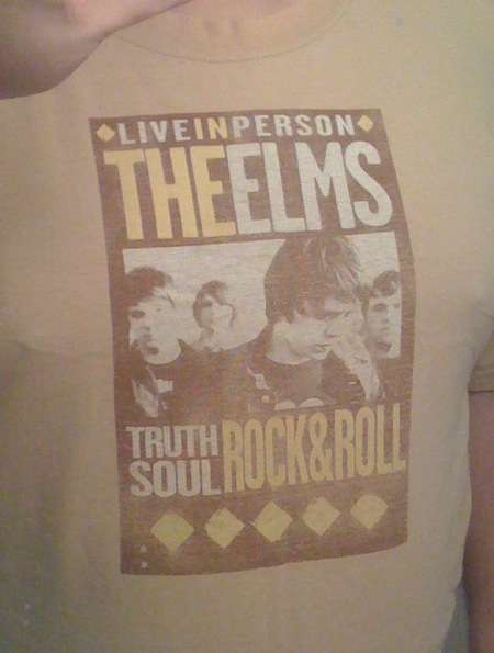 The Elms Truth Soul Rock & Roll Shirt - Old
